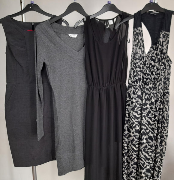 Women's Clothes Bundle 4 Assorted Dresses Size 8