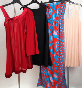 Women's Clothes Bundle 4 Assorted Dresses Size Small