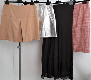 Women's Clothes Bundle 4 Assorted Skirts Size 14