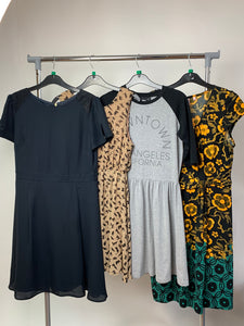 Women's Clothes Bundle 4 Assorted Dresses Size 12