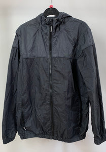 Men's Raincoat Jacket Size Small