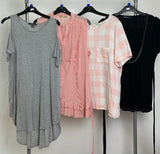 Women's Clothes Bundle 4 Assorted Tops Size 14