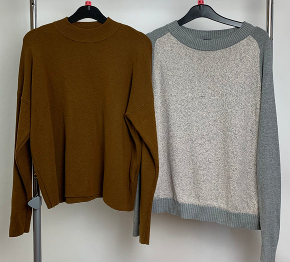 Women's Clothes Bundle 2 H&M and Gap Jumpers Size Small