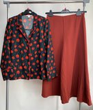 Women's Clothes Bundle H&M Top and Zara Trousers Outfit Size Small