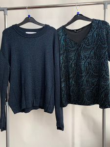 Women's Clothes Bundle 2 Assorted Tops inc & Other Stories Size Large
