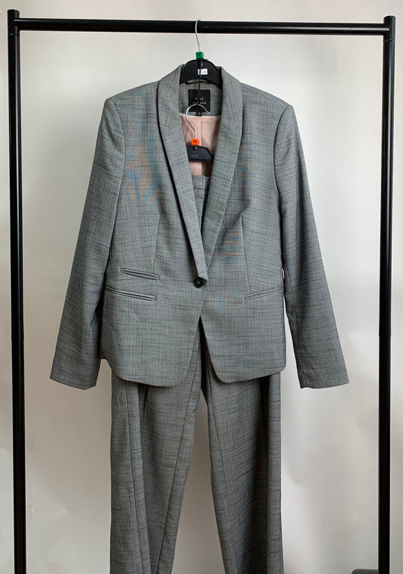 Women's Clothes Bundle NEXT Co-ord Suit Blazer Size 12 Trousers Size 10