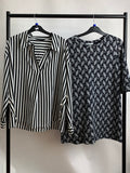 Women's Clothes Bundle 2 Zara Tops Size Large