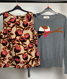 Women's Clothes Bundle 2 Louche and Selected Femme Tops Size 10