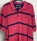 Men's Striped Blue Harbour Top Size XXL