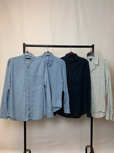 Men's Clothes Bundle 4 Assorted Shirts inc French Connection Size Small