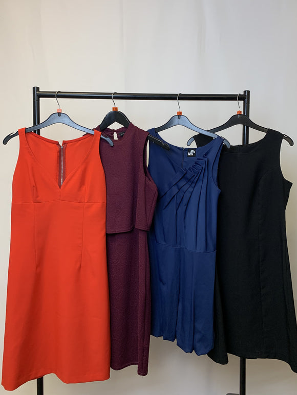 Women's Clothes Bundle 4 Assorted Dresses inc New Look Size 10