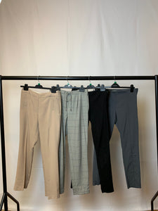 Women's Clothes Bundle 4 Assorted Trousers inc. H&M and M&S Size 12