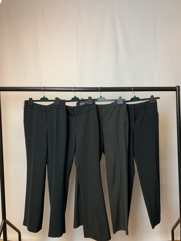 Women's Clothes Bundle 4 Assorted Trousers inc. Next and M&S Size 12