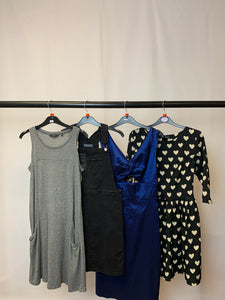 Women's Clothes Bundle 4 Assorted Dresses inc Dorothy Perkins Size 10