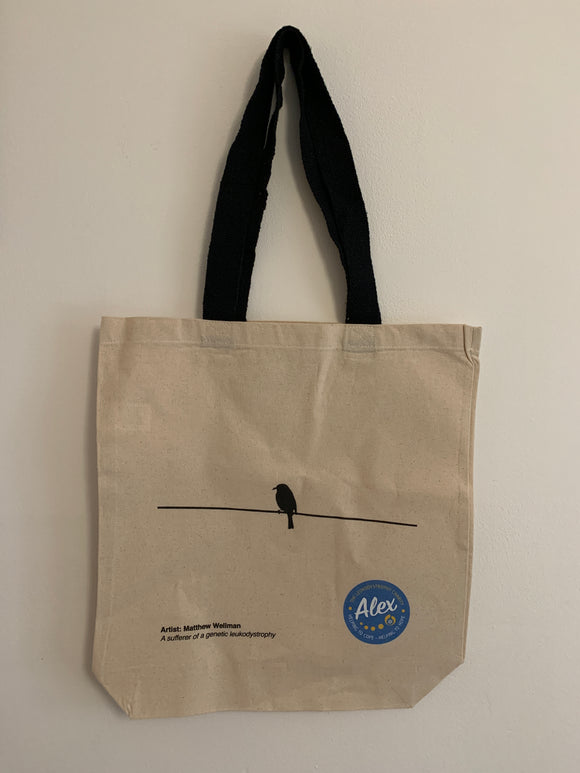 Alex TLC Art Print Tote Bag