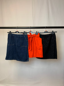 Women's Clothes Bundle 2x Next and 1x Whistles Skirts Size 10