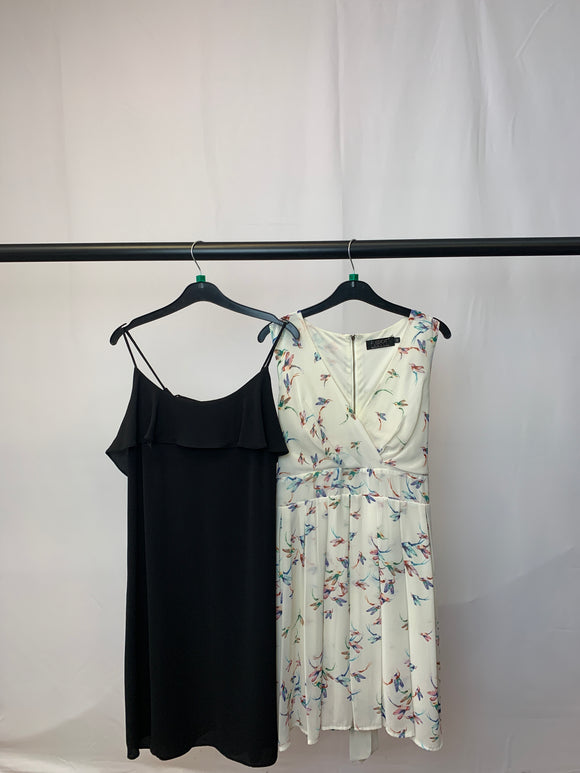 Women's Clothes Bundle 2 Assorted Dresses inc. Pussycat London Size 12