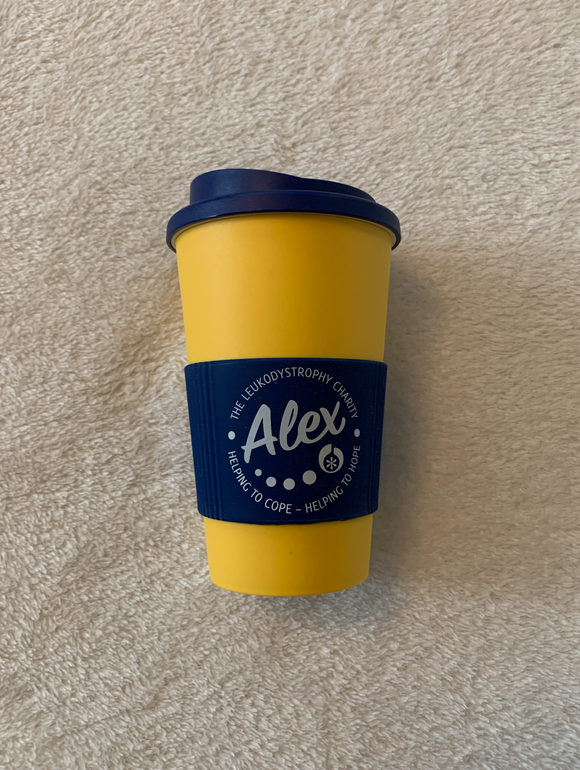 Alex TLC Branded Travel Mug