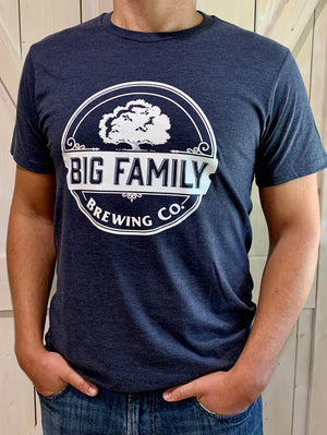 Big Family Brewing Co. Large Logo T-Shirt