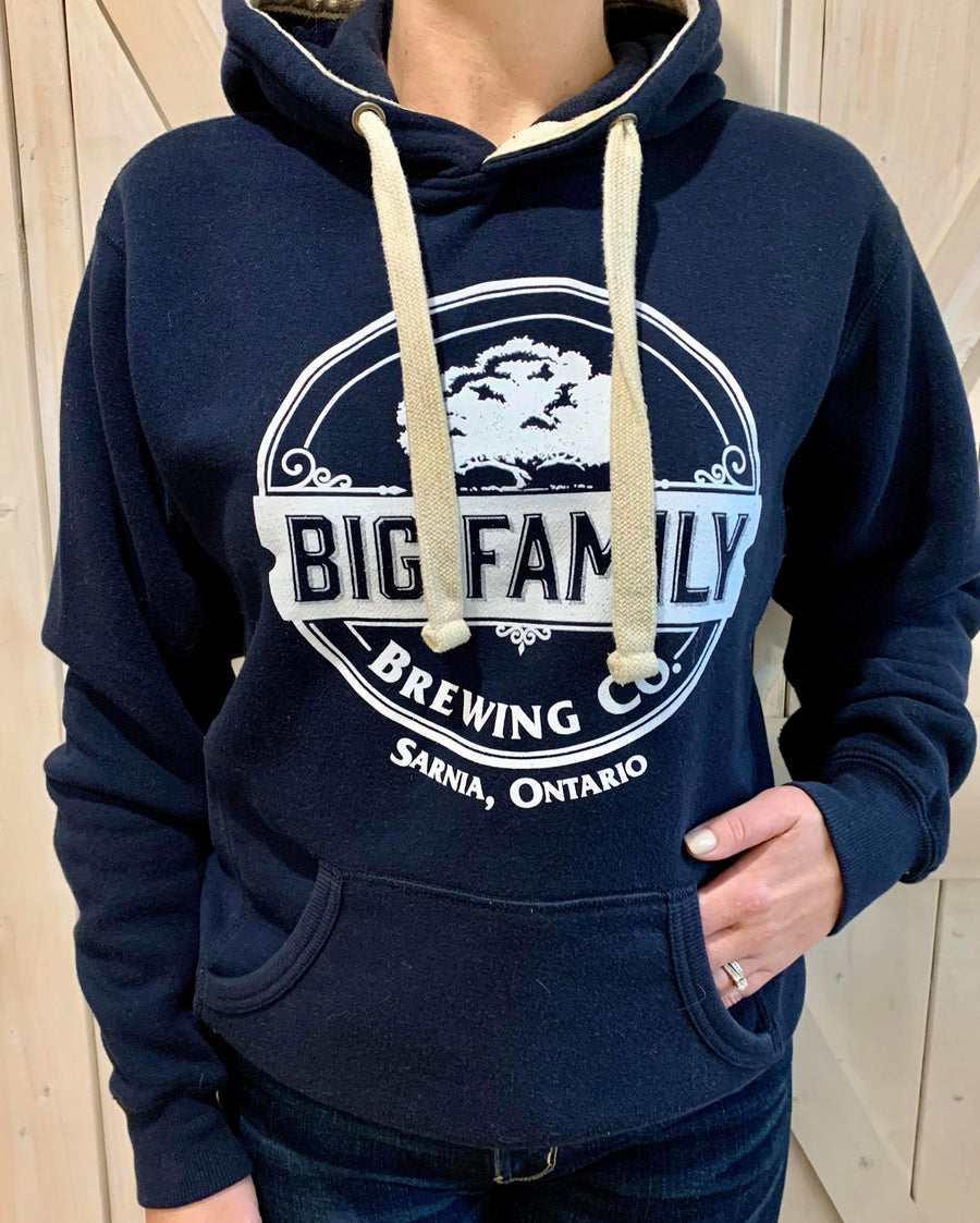 Big Family Solid Heavyweight Hoodie