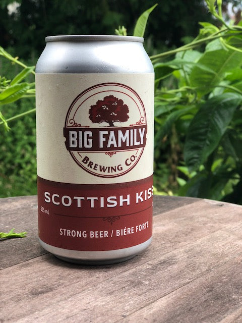 Scottish Kiss (Special Strong Edition), 355mL