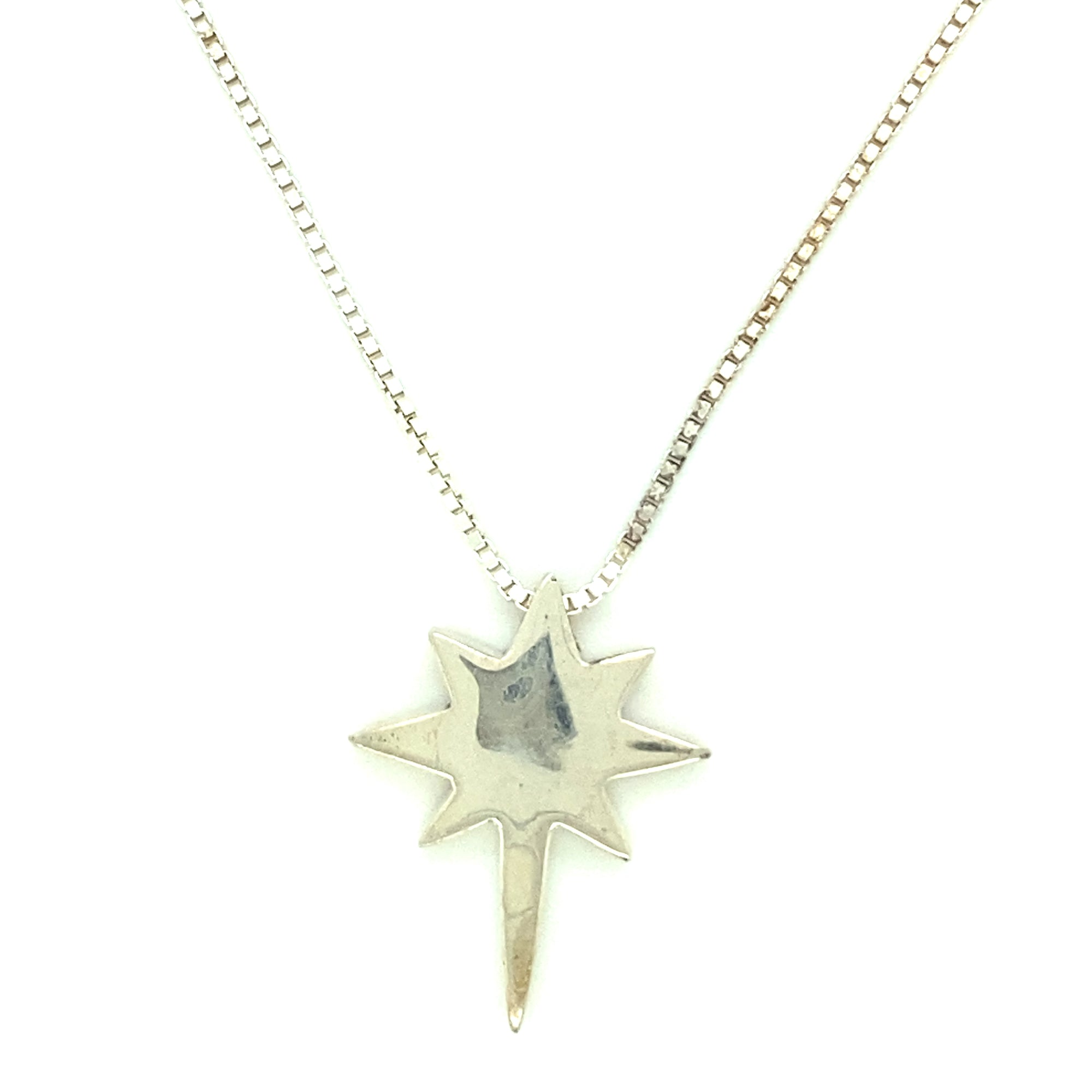 You Will Shine Among Them Star Pendant