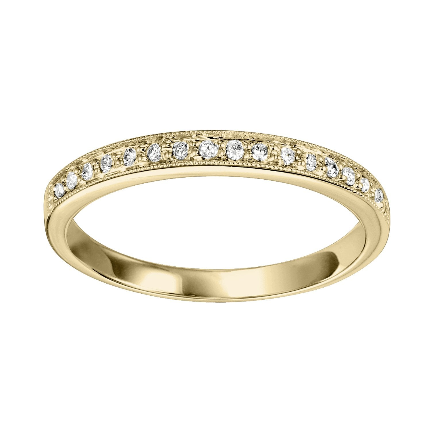 10K Yellow Gold Mixable Ring