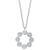 Gold Diamond Necklace 1/7 CTW