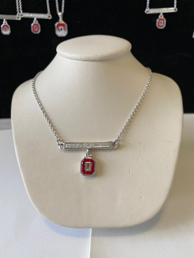 Ohio State Bar Necklace