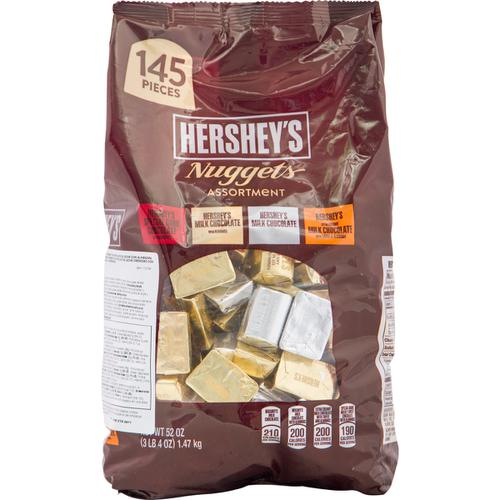 Hershey's Nuggets 52oz/ 1.47 kg