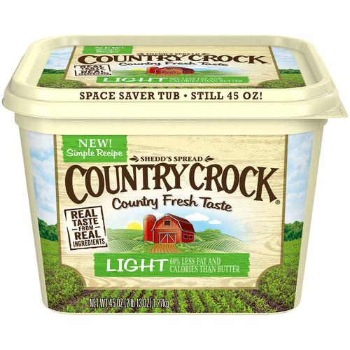 Country Crock Margarina Light 1.27 kg / 2.81 lb