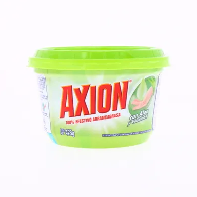 Axion Lavaplatos Aloe en Crema 425g