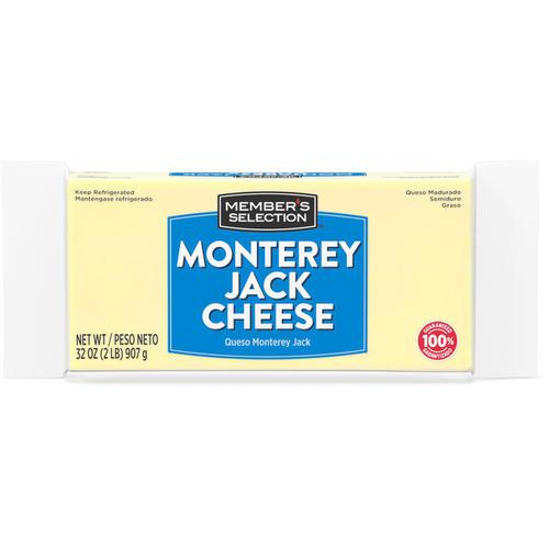 Queso Monterey Jack 907 g / 2 lb