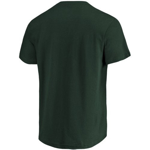 Camiseta Majestic Green Green Packers Greatness.