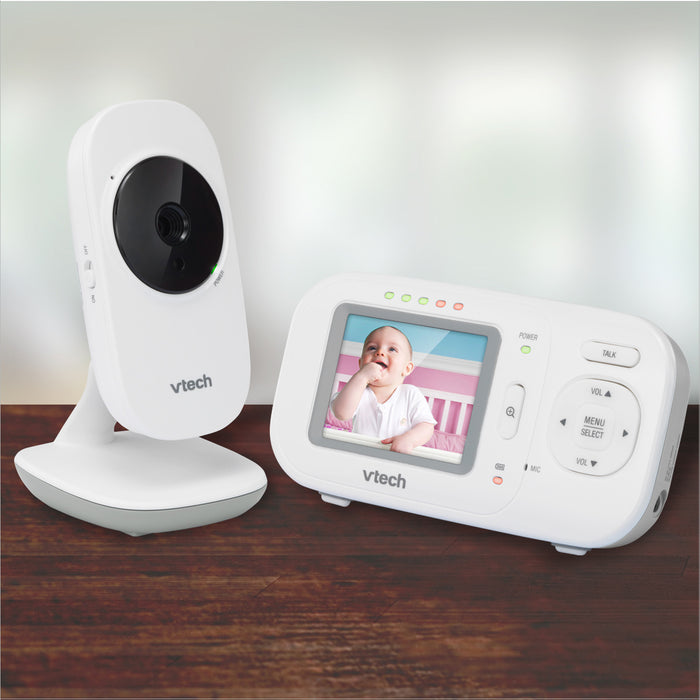 Monitor de video digital para bebés de 2.4, VTech.