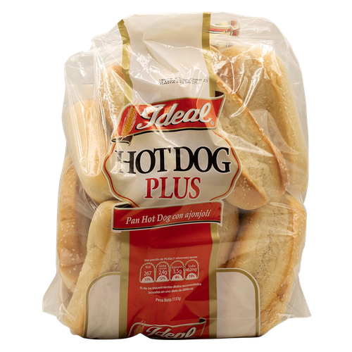 Ideal Bakery Pan Hot Dog Plus 1.14kg