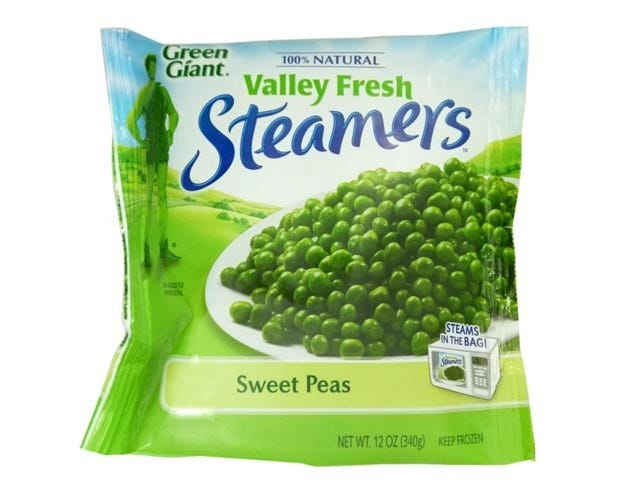 Green Giant Sweet Green Peas 340 Gr.