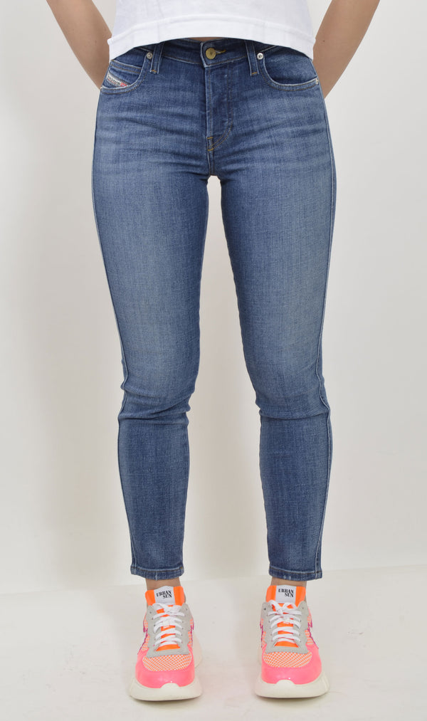00S7LY 0098Z BABHILA-01 DENIM MEDIO