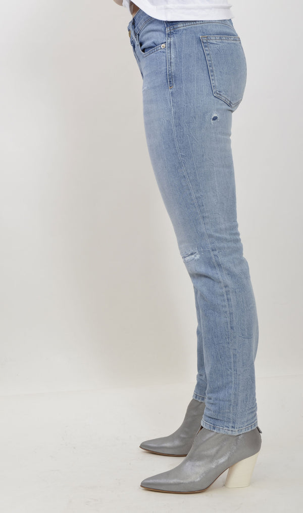 00SMN0 0095V D-RIFTY-01 DENIM MEDIO