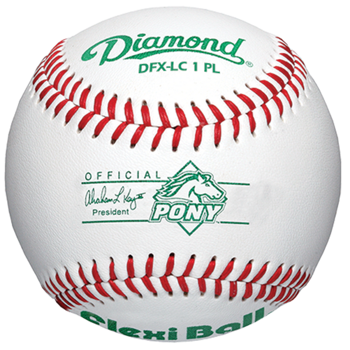 DFX-LC1 PL Pony League Baseball - GAME DAY TEAMS