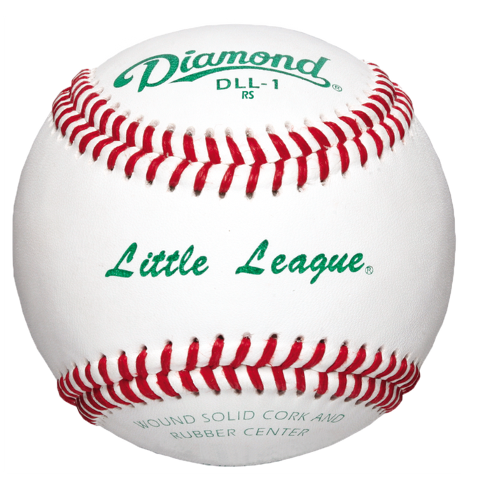 DLL-1 Little League Leather Baseball - GAME DAY TEAMS