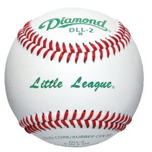 DLL-2 Little League Leather Baseball - GAME DAY TEAMS