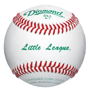DLL Little League Tournament Grade Leather Baseball - GAME DAY TEAMS