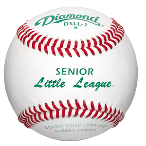 DSLL-1 Senior Little League Grade Leather Baseball - GAME DAY TEAMS