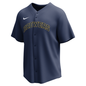 MLB® NIKE Replica Dri-Fit Full Button Jersey - YOUTH - GAME DAY TEAMS