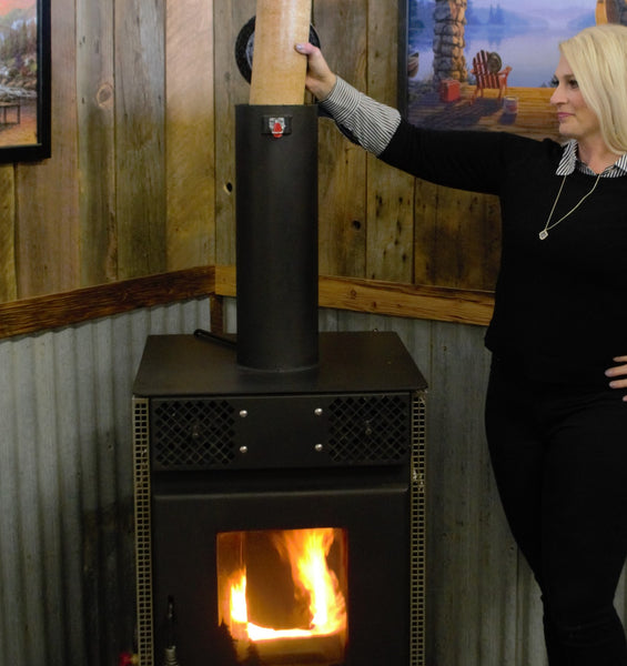 Pellet Stove Options and The Other Types