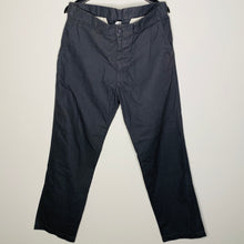 Load image into Gallery viewer, Dark Gray Chino Pants (L)