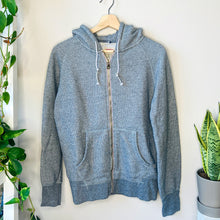 Load image into Gallery viewer, Gray Heather Hoodie (S)