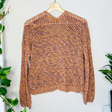 Load image into Gallery viewer, Knit Peach Cardigan (S)