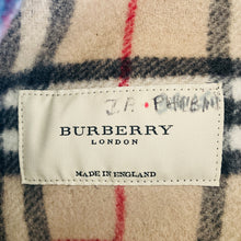 Load image into Gallery viewer, Burberry Peacoat (L)